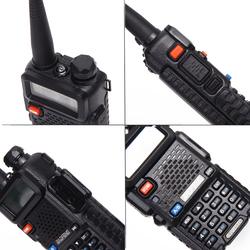 Thumb 2 baofeng uv 5r walkie talkie uv5r cb 5 128ch dual