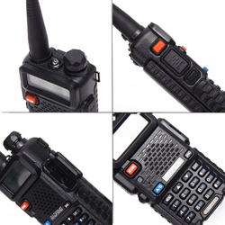 Thumb 2 baofeng uv 5r walkie talkie uv5r cb 5 128ch dual