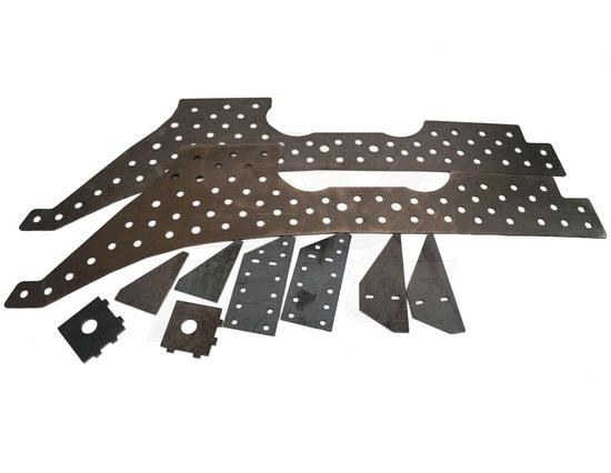 Preview usiliteli perednih lonzheronov 4 mm niva 2121 1